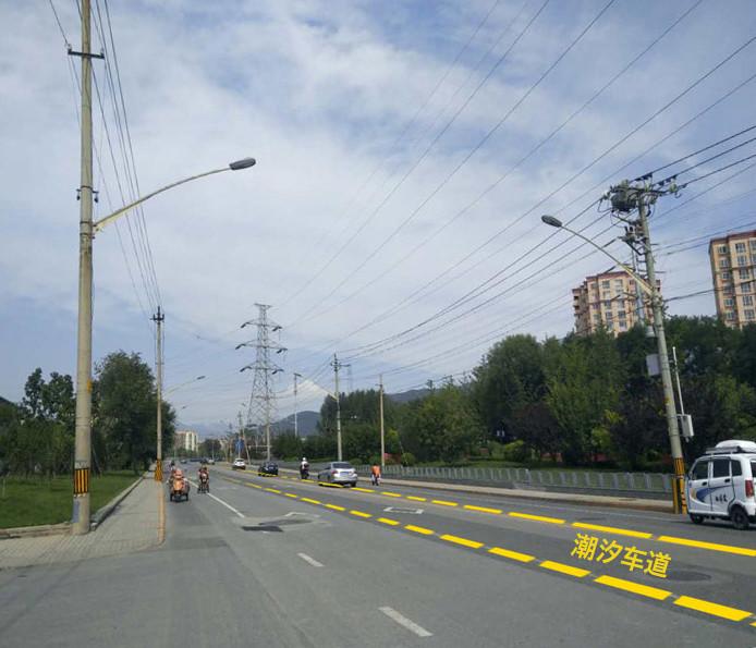北京將再增一條潮汐車道!緩解西部地區進出京交通壓力