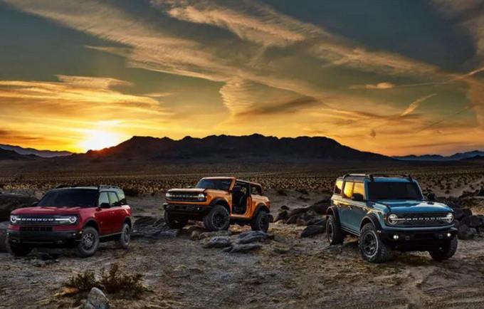福特新SUV發佈,三種版本,四種動力,光看方向盤以爲法拉利?